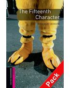 The Fifteenth Character Audio CD Pack - starter