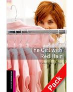 The Girl with Red Hair Audio CD Pack - starter