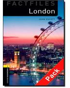 London Audio CD Pack - Stage 1
