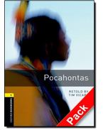 Pocahontas Audio CD Pack - Stage 1
