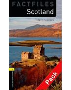 Scotland Audio CD Pack - Stage 1