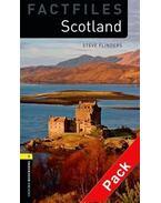 Scotland Audio CD Pack - Stage 1