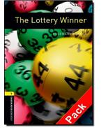 The Lottery Winner Audio CD Pack - Stage 1
