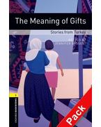 The Meaning of Gifts: Stories from Turkey Audio CD Pack - Stage 1