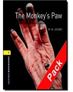The Monkey's Paw Audio CD Pack - Stage 1