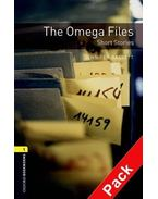 The Omega Files Audio CD Pack - Stage 1