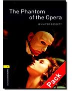 The Phantom of the Opera Audio CD Pack - Stage 1
