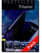 Titanic Audio CD Pack - Stage 1