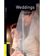 Weddings Audio CD Pack - Stage 1