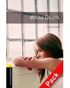White Death Audio CD Pack - Stage 1