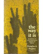 The Way it is - Readings in Contemporary American Prose