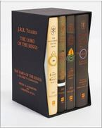The Lord of The Rings Boxed Set - Special Edition
