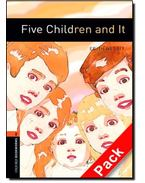 Five Children and It Audio CD Pack - Stage 2