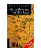 Marco Polo and the Silk Road Audio CD Pack - Stage 2