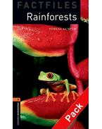 Rainforests Audio CD Pack - Stage 2