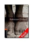 Robinson Crusoe Audio CD Pack - Stage 2
