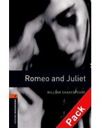 Romeo and Juliet Audio CD Pack - Stage 2
