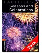 Seasons and Celebrations Audio CD Pack - Stage 2