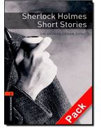 Sherlock Holmes Short Stories Audio CD Pack - Stage 2