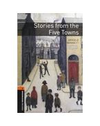 Stories from the Five Towns Audio CD Pack - Stage 2