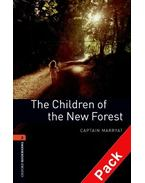 The Children of the New Forest Audio CD Pack - Stage 2