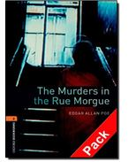 The Murders in the Rue Morgue Audio CD Pack - Stage 2