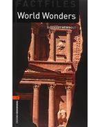 World Wonders Audio CD Pack - Stage 2