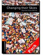 Changing their Skies: Stories from Africa Audio CD Pack - Stage 2