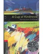 A Cup of Kindness: Stories from Scotland Audio CD Pack - Stage 3
