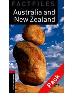 Australia and New Zealand Audio CD Pack - Stage 3