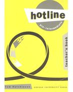Hotline - Pre-intermdeiate - Teacher's Book