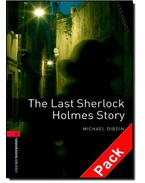 The Last Sherlock Holmes Story Audio CD Pack - Stage 3