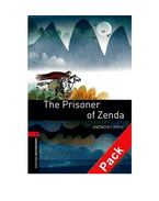 The Prisoner of Zenda Audio CD Pack - Stage 3