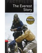 The Everest Story Audio CD Pack - Stage 3