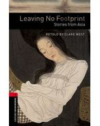 Leaving No Footprint: Stories from Asia CD Pack - Stage 3 - West, Clare