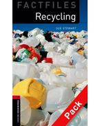 Recycling Audio CD Pack - Stage 3