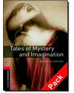 Tales of Mystery and Imagination Audio CD Pack - Stage 3