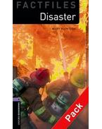 Disaster! Audio CD Pack - Stage 4