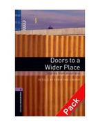 Doors to a Wider Place: Stories from Australia Audio CD Pack - Stage 4