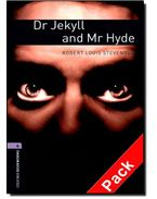 Dr Jekyll and Mr Hyde Audio CD Pack - Stage 4
