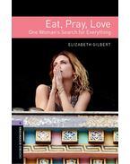 Eat Pray Love Audio CD Pack - Stage 4