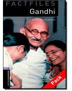 Gandhi Audio CD Pack - Stage 4