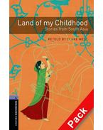Land of my Childhood: Stories from South Asia Audio CD Pack - Stage 4
