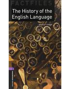 The History of the English Language Audio CD Pack - Stage 4