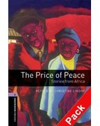 The Price of Peace: Stories from Africa Audio CD Pack - Stage 4