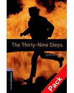 The Thirty-Nine Steps Audio CD Pack - Stage 4
