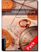 Treasure Island Audio CD Pack - Stage 4