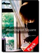 Washington Square Audio CD Pack - Stage 4