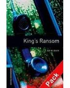King's Ransom Audio CD Pack - Stage 5