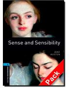 Sense and Sensibility Audio CD Pack - Stage 5